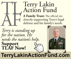 Listen to Former LtCol Terry Lakin
